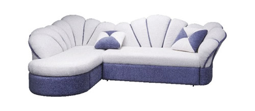 диван угловой бостон с оттоманкой